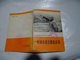 彭总在西北解放战场