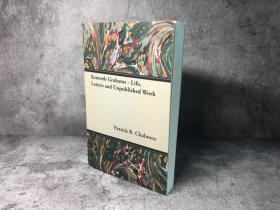 预售肯尼斯·格雷厄姆(Kenneth Grahame)的生活书信和未出版的作品,帕特里克·R·查默斯(Patrick R Chalmers)2013