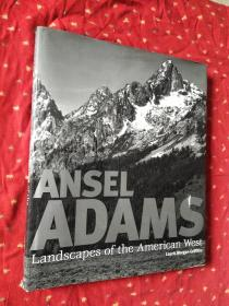 ANSEL ADAMS  Landscapes  of the American  West
