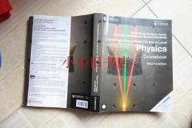 cambridge international as and alevel physics coursebook 剑桥国际 as 和 alevel 物理教科书 英文原版