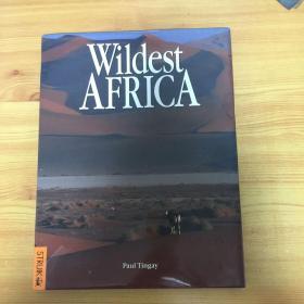Wildest AFRICA(英文原版,最原始的非洲)