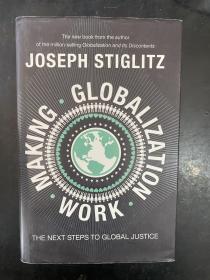 MAKING GLOBALIZATION WORK(英文原版)