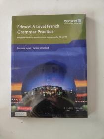 【外文原版】Edexcel A Level French Grammar Practice