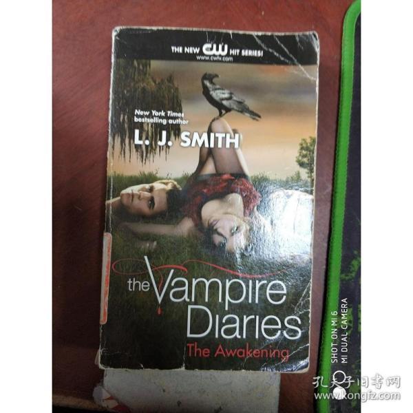 The Vampire Diaries TV Tie-in #1 The Awakening:The Awakening (rack)