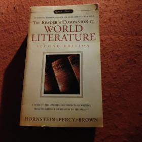 The Readers Companion to World Literature
