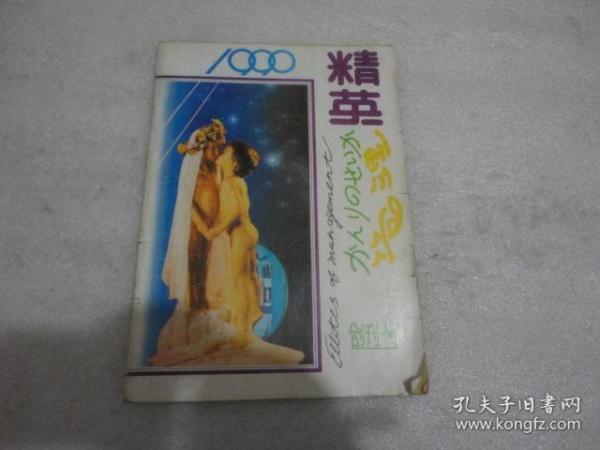 精英  创刊号【043】