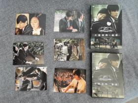 DVD 周杰伦 不能说的秘密 泰盛文化正版 有卡片六张