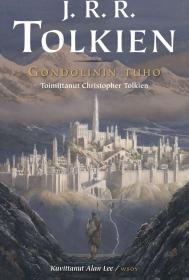 预售岗多林的陷落芬兰语版精装 The Fall of Gondolin hardback