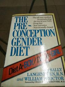 THE PRECONCEPTION GENDER DIET(先入为主的性别饮食)
