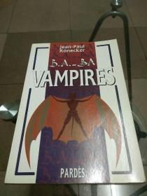 Vampires  吸血鬼