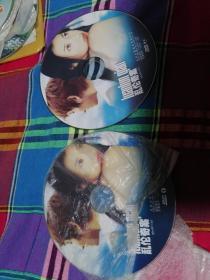 电视剧 乱伦奇案 DVD光盘2张 原版裸碟