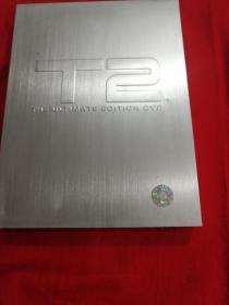 【经典电影】金属外函套   未来战士2 DVD 3碟装 包括1碟花絮一本画册   DVD1箱子存放   光盘测试过售出概不退换