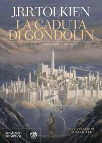 预售岗多林的陷落意大利语版精装 The Fall of Gondolin hardback