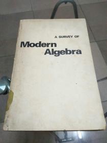 A SURVEY OF MODERN ALGEBRA 现代代数概论
