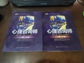 心理咨询师(二级 上下册)/1+X职业技术·职业资格培训教材