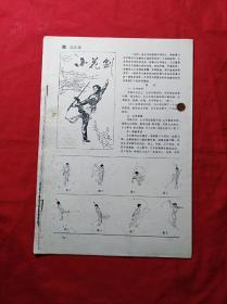 小花剑(16开,复印本)
