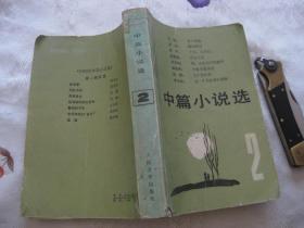 1983年 中篇小说选 第2辑