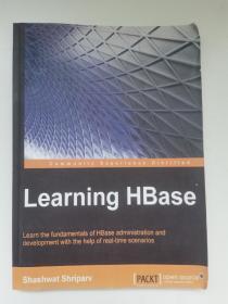 Learning Hbase(16开)