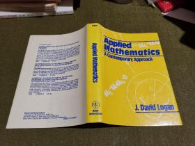 Applied Mathematics  应用数学