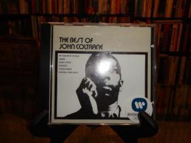 《THE BEST OF JOHN COLTRANE》