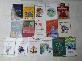 Hello Library3A/GRADE3 (10本)2B/GRADE2(6本)【共16本合售】