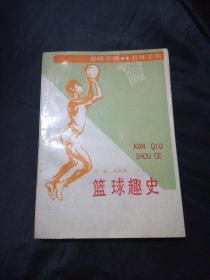 篮球趣史(作者谢凯南钤印签赠松坡书社社长吕翊国)