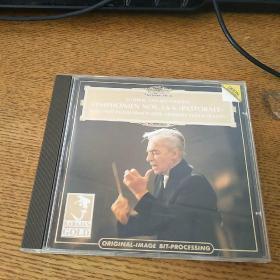 路德维希凡贝多芬第5第6田园交响曲1CD