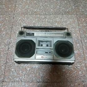 老式收录机