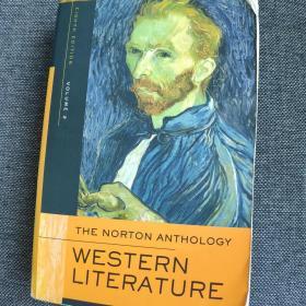 现货 The Norton Anthology of Western Literature, Volume 2
