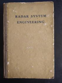 雷达系统工程学(英) RADAR SYSTEM ENGINEERING