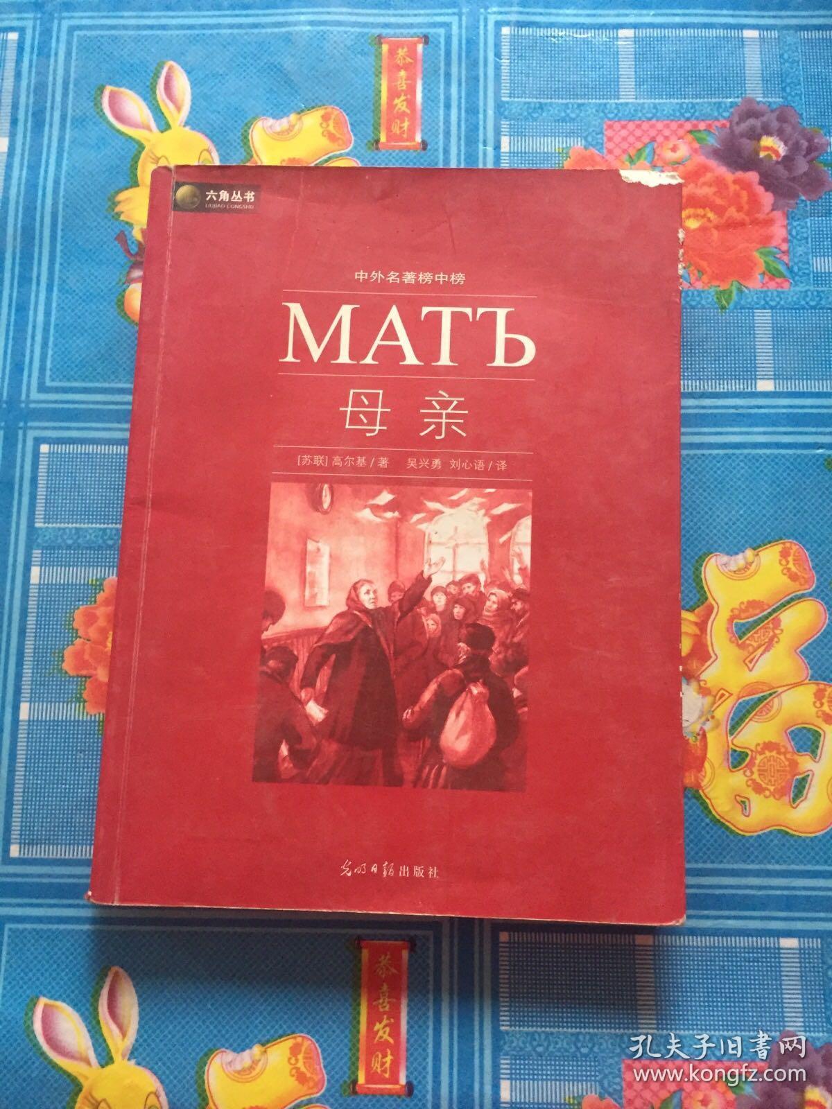 六角丛书·中外名著榜中榜:母亲