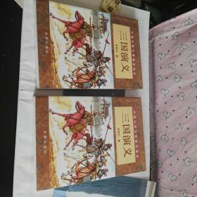 中国古典文学普及读本:三国演义(上下)