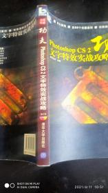 功夫:photoshop CS2文字特效实战攻略(全彩印刷)(无CD)