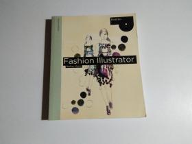 Fashion Illustrator  时尚插图(品相见图)16开