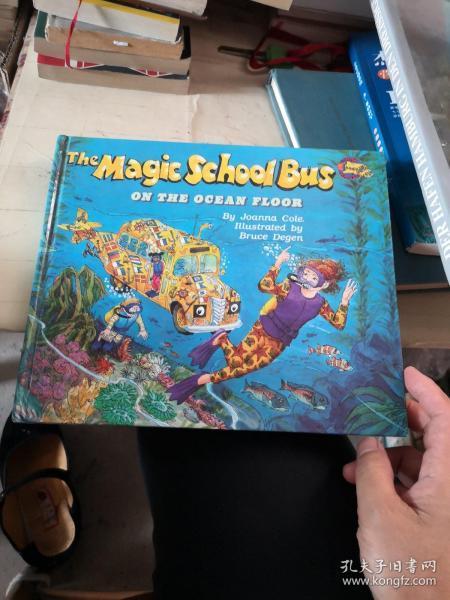 The   Magic   SchoolBus    神奇校车英文版