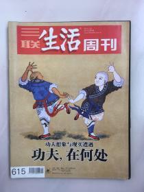 三联生活周刊 2011年1月 第4期 功夫想象与现实遭遇 功夫,在何处