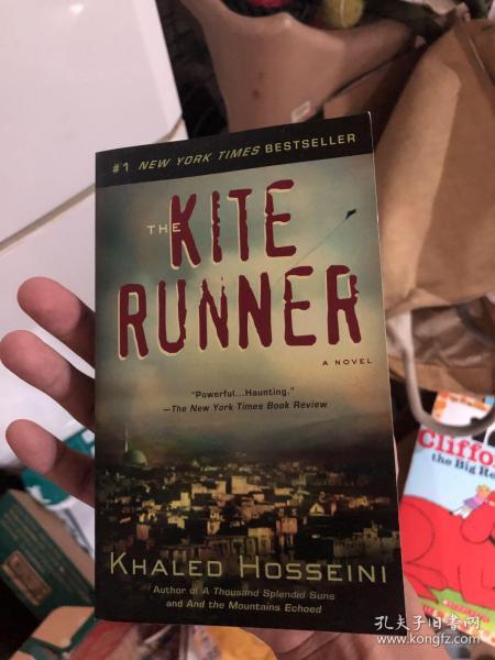 The Kite Runner 追风筝的人 英文原版
