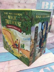 新版神奇树屋第一辑全28册