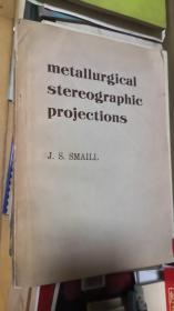 metallurgical stereographic projections冶金极射赤面投影