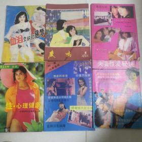 八九十年代通俗杂志  16本合售