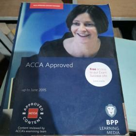 ACCA A proved   up to June 2015