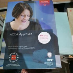 ACCA PAPER  F5