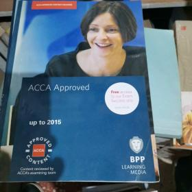 ACCA Approved   up to2015
