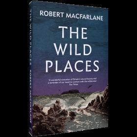 英文原版The Wild Places 荒野之境Robert Macfarlane罗伯特麦克法伦