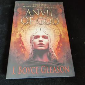Award Winning Author J. Boyce Gleason Promotes His Book – Anvil of God: Book One of the Carolingian Chronicles   The Sunrise P