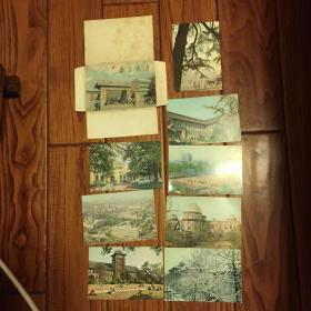 南京大学明信片