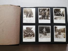 抗战时期的日本老照片影集一册,很多都是日本鬼子士兵的,大约在1944年稍前后,一册共150多张照片。实物拍摄,照片类一概售出不退。