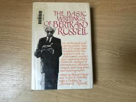 The Basic Writings of Bertrand Russell    罗素基本文集,最受欢迎的罗素选集,呈现最佳状态的罗素,董桥:妙笔生花,文章又脆又有风格,无一冗笔。布面精装
