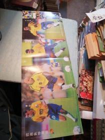 足球俱乐部海报 1998年第10期5月20日出版