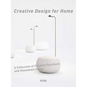 Creative Design for Home英文原版 为了更好生活的家居用品设计:9789881998217家具家居用品集